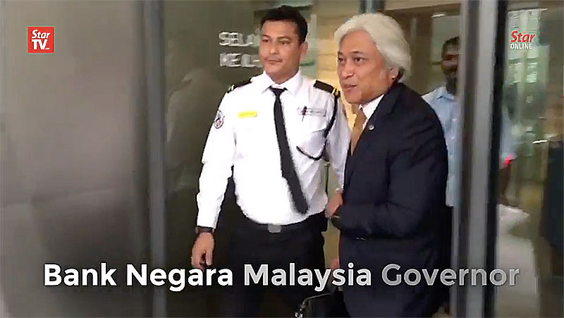Image result for bank negara malaysia's Governor resigns